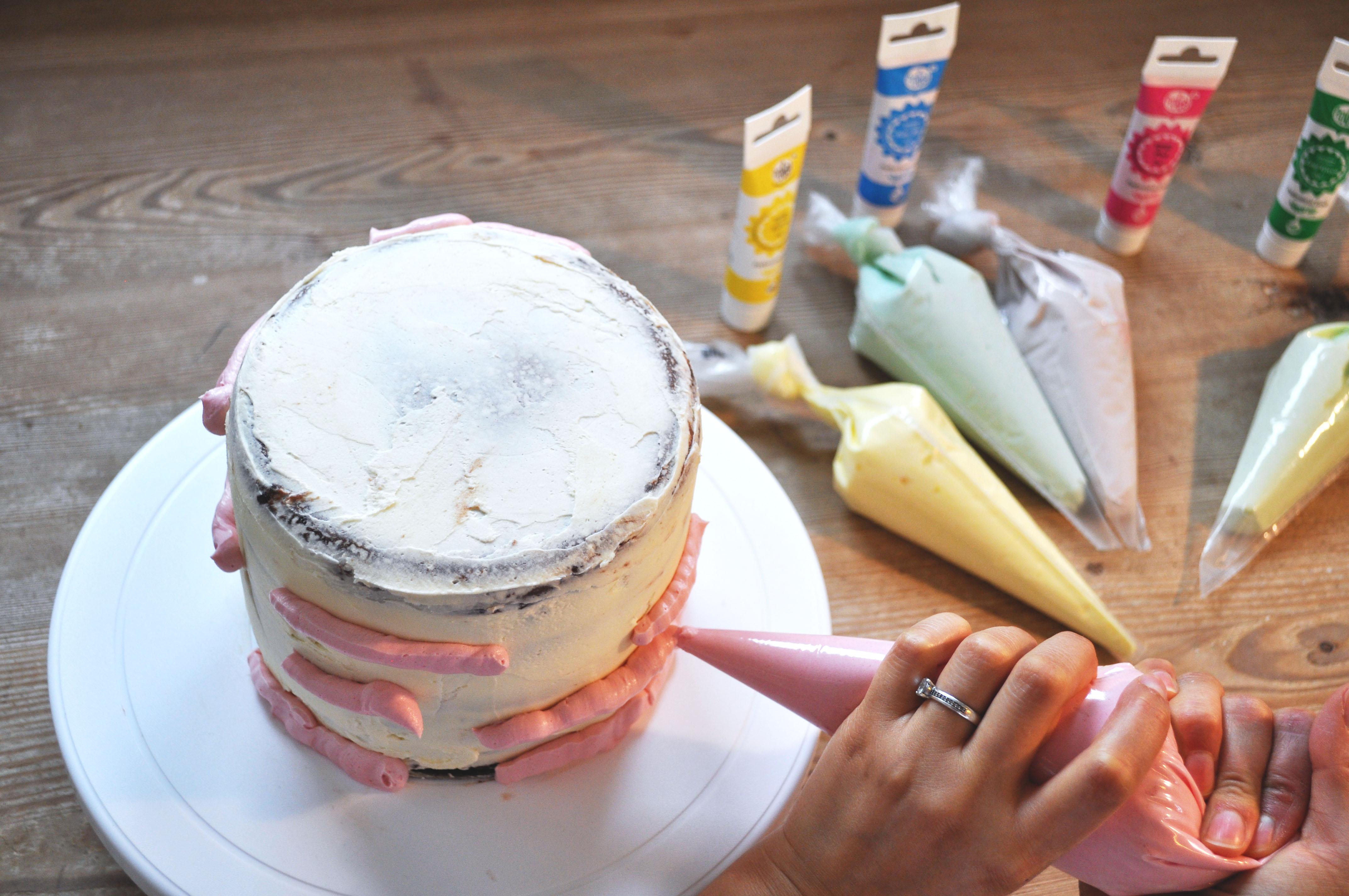 Einhorn Ovomaltine Torte Tortenwerk